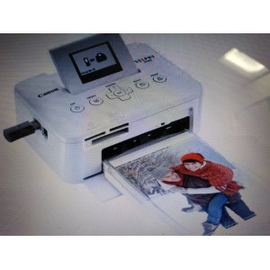 Ремонт, сублимационный принтер Canon Selphy CP800, замена шестеренки, разбор