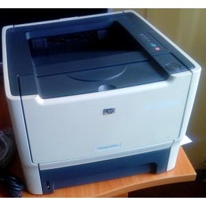 Принтер HP LaserJet P2015dn сетевой, дуплекс, А4, компактный