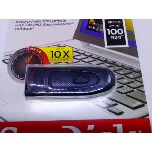 Флешка SanDisk 32 гб flash USB 3.0 Drive