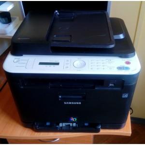 Принтер МФУ Samsung CLX-3185