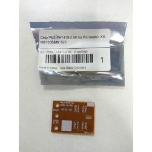 Чип Panasonic KX-FAT410A7/KX-FAT400A7 для принтеров:KX-MB1500RU/KX-MB1520RU/ KX-MB1530RU/KX-MB1536RU, PNIB1036
