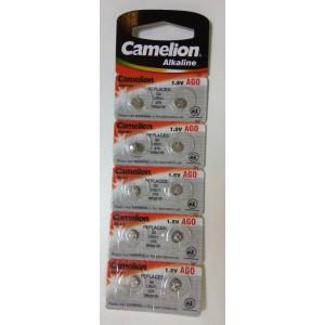 Батарейка Camelion AG0, LR521, 379