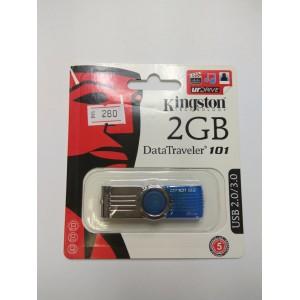 Флешка 2Gb, флешнакопитель, USB2.0 Flash Drive