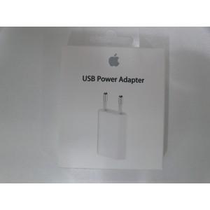 Cетевое зарядное устройство Apple USB Power Adapter MD813ZM/A для зарядки от электросети Apple iPod и iPhone