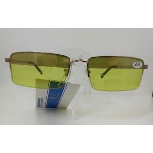 Водительские очки ( EAE 161 ), готовые очки, с диоптрией для круглосуточного вождения