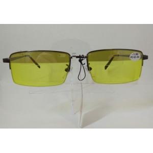 Водительские очки Glodiatr GR8003, готовые очки