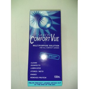 Comfort Vue Sauflon раствор для МКЛ - 100 мл.