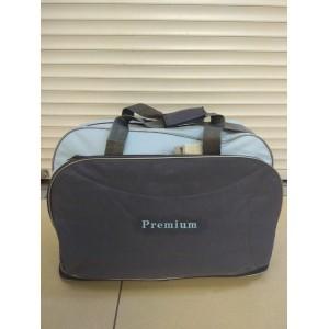 Спортивная сумка Premium голубая