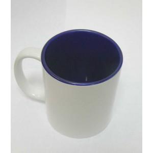 Фото на синюю внутри кружку или Кружка с фотографиями или синяя внутри Фотокружка.