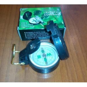 Военный тактический магнитный компас (m3)
