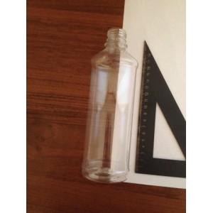 Бутылочка 500 мл, высота 205 мм х диаметр 66 мм для напитков