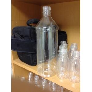 Бутылочка 1000 мл высота 250 мм х диаметр 85 мм для напитков