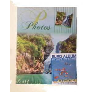 """Фотоальбом EURO-ALBUM"""" Ущелье бухты 100 фото 10x15 мм"""""""