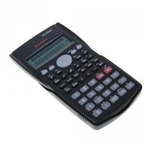 Калькулятор инженерный 12-разр KK-82MS двухстрочный