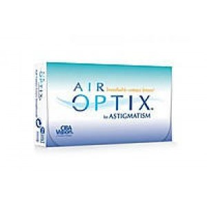 Контактные линзы AIR OPTIX for Astigmatism, CIBA Vision, 3pk